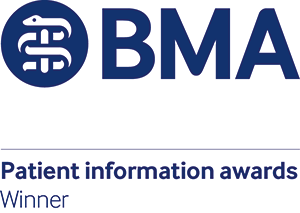 BMA Patient Information Awards Winner