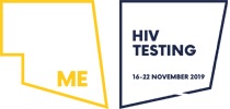 It Starts With Me - National HIV Testing Week - 16-22 November 2019