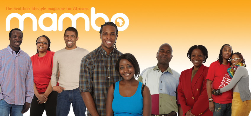Mambo - The healthier lifestyle magazine for Africans