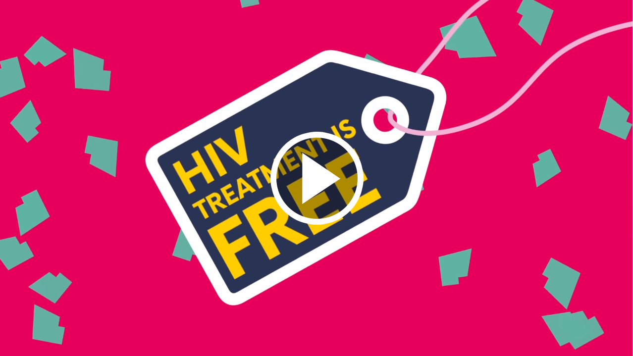Play the video about HIV treatment